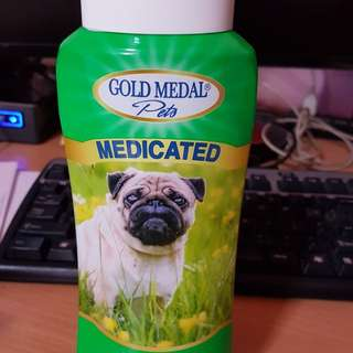 Gold Medal Medicated Dog Shampoo