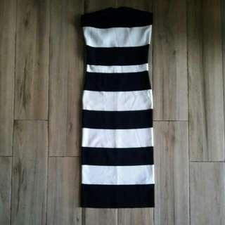 Zara Knit Tube Dress