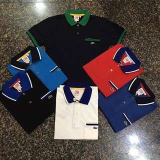 LACOSTE LIVE POCKET AUTHENTIC