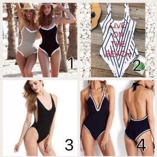 Sexy and Classy Swimsuits