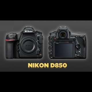 Nikon D850 Body Only