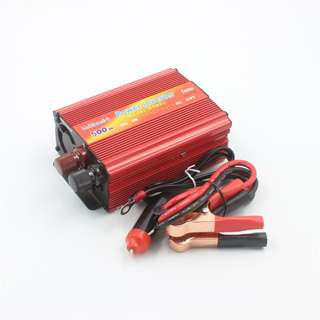 Car Inverter 500W 12V/24V DC to AC 220V Car Auto Power Inverter Converter Adapter Adaptor 500W USB Car Charger -- 634