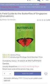 Butterflies of Singapore