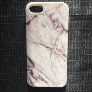 iphone 5/5S/SE marble silicone phone case
