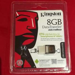 🆕 Kingston 8GB OTG USB drive
