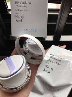 Laneige BB Cushion Whitening No. 23 Sand