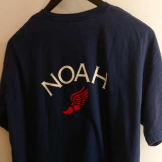 🚚 SS18 Noah Winged Foot Pocket Tee