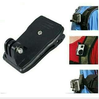 Brand new Belt / Bag Clip for Gopro Hero Rotatable 360 degrees