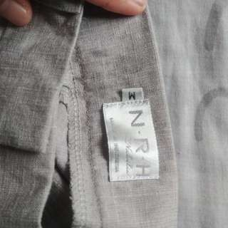 SHORE PANTS GREY BY NRH NABILIA