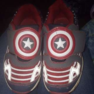 captain america shoes