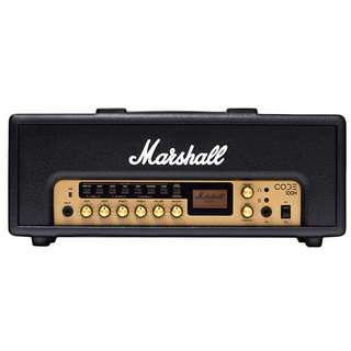MARSHALL CODE100H 100W AMPLIFIER HEAD