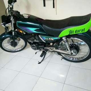 Motor rx king