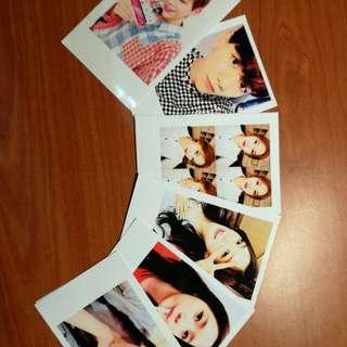 Special Taehyung polaroid 100 pieces