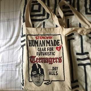 HumanMade Totebag