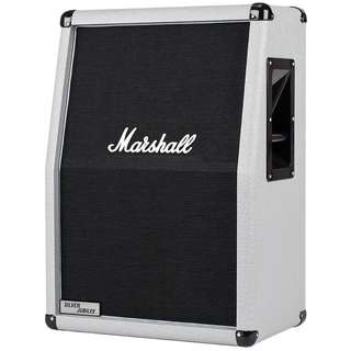 MARSHALL 2536A-E SILVER JUBILEE 140W 2X12 VERTICAL SLANT EXTENSION CABINET