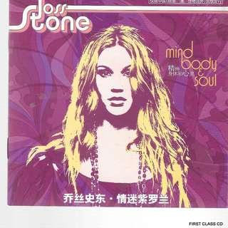 MY PRELOVED CD - JOSS STONE MIND BODY & SOUL /FREE DELIVERY (F3J)