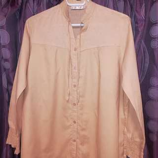 Scarlet Formal Blouse M size