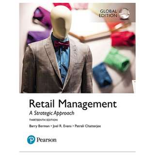 Retail Management, Global Edition, 13th Edition eBook