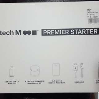 Tech M Premier starter kit