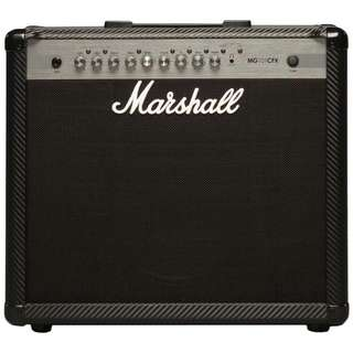MARSHALL MG101CFX 100W 1X12 INCH CARBON FIBRE SERIES GUITAR AMPLIFIER