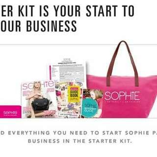 Sophie Paris Starter Kit
