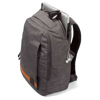 ***CLEARANCE PROMO** Crumpler Shuttle Delight Backpack M Black & Grey color new balance adidas backpack laptop macbook