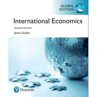 International Economics, Global Edition, 7th Edition eBook