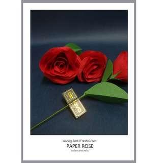 Paper Rose/unit