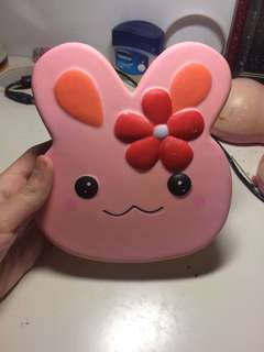 Rabbit pancake squishy (hv crs)