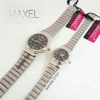 Jam tangan MAXEL NO BOX