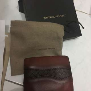 Preloved dompet bottega veneta cowok