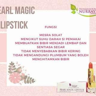 Pearl Magic Lipstick