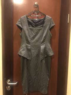 Dress abu zara