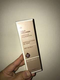 Gold Collagen Ampoule Foundation