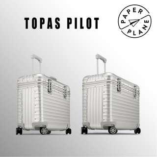 PAPERPLANE】l RIMOWA Topas Pilot Series 923.xx.002/4 行李箱 旅遊 旅行