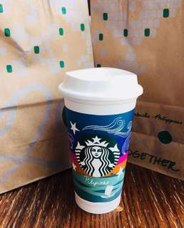 Limited Edition Reusable Cup (5 PCS. ONHAND) ❣️