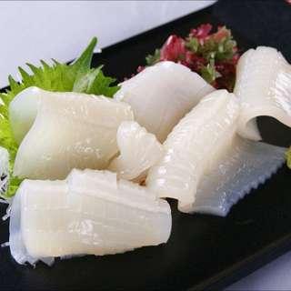 IKA (Squid Sashimi)