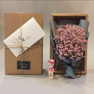 🌸「Pink Galaxy 」Korean Bouquet    Valentine's Day Special gift