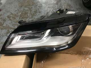 Audi A7 Headlamp mint condition (Left)