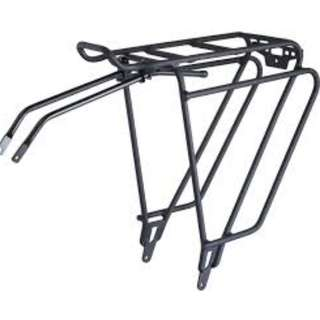 Bontrager Bicycle BackRack Deluxe Large- in Silver or Black