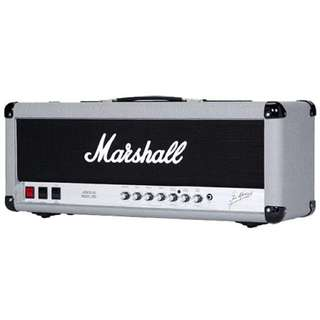 MARSHALL 2555X-E SILVER JUBILEE 100W TUBE GUITAR AMPLIFIER HEAD