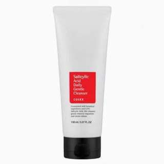 COSRX Salicylic Acid Gentle Cleanser