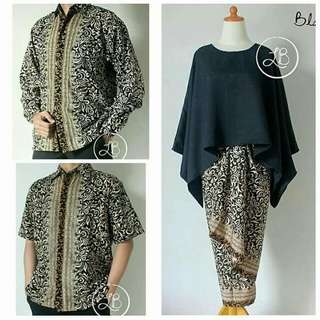 Batwing Batik Female Set
