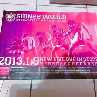 SHINee海報