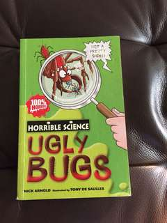 HORRIBLE SCIENCE (Ugly Bugs)