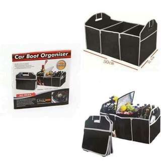 Car Boot Organizer