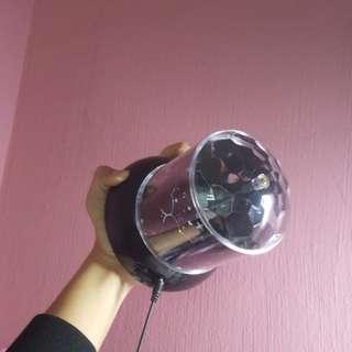 rotating light