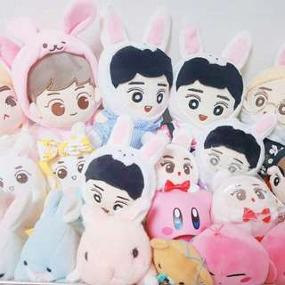 Looking For pre-loved or new Exo Suho doll with price not more than RM50