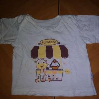 Baju bayi #makintebel