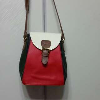 Nice BN multi color multi way bag shoulder handbag sling